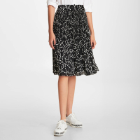 Karl Lagerfeld Women's 'Pleated Dot' Skirt