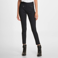 Karl Lagerfeld Women's 'Pinstripe' Leggings