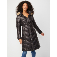Guess Women's 'Terry Longline' Puffer Coat