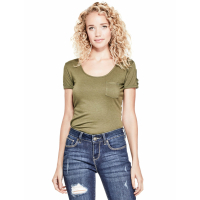 Guess Women's 'Nico Cutout' T-Shirt