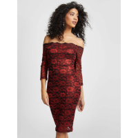 Guess Women's 'Amalia' Midi Dress