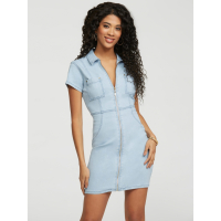 Guess Women's 'Whitley Front-Zip' Dress