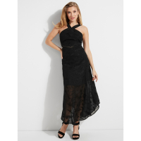 Guess Women's 'Adira Embroidered Halter' Midi Dress
