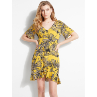 Guess Women's 'Maris Ruffled' Dress
