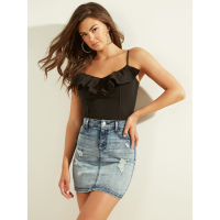Guess Women's 'Adrianna Smocked' Top