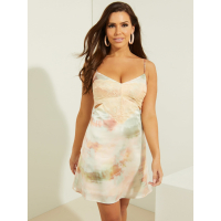 Guess Women's 'Bianca Tie-Dye Cutout' Dress