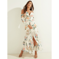 Guess Women's 'Lana Cold-Shoulder' Maxi Dress