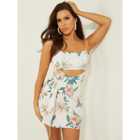 Guess Women's 'Keely Wrap Cutout' Dress