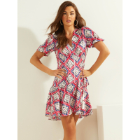 Guess Women's 'Candy Geometric' Dress