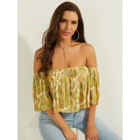 Guess Women's 'Ada Pleated' Top