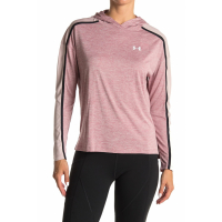 Under Armour Women's 'Tech Twist Graphic Yoke' Hoodie