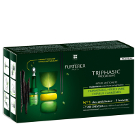 Rene Furterer Triphasic Serum Hair Loss Treatment - 8 flasks