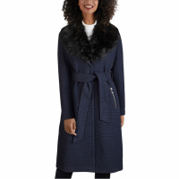 Guess Women's 'Belted Wrap' Coat