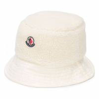 Moncler 'Logo-Patch' Bucket Hut für Kinder