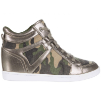 GBG Los Angeles Women's 'Daynie' High-Top Sneakers