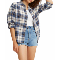 Levi's Women's 'Plaid' Shirt