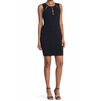Guess Women's 'Upper Detailing' Sleeveless Dress