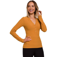 Made of Emotion Women's Long Sleeve Blouse