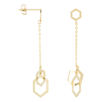 By Colette Women's 'Géometrique' Earrings