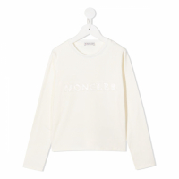 Moncler Pull-over 'Logo-Patch' pour Filles ados