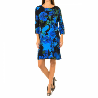 Desigual Women's 3/4 Sleeved Dress