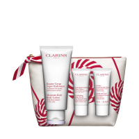 Clarins 'Super Hydratant' Body Care Set - 3 Units