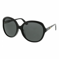 Gucci Women's 'GG0489SA-001' Sunglasses