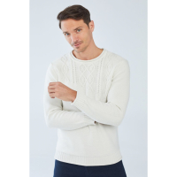 Boris Becker Men's 'Warn' Sweater