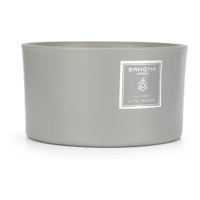 Bahoma London Candle - Dry Wood, Seasalt 400 g