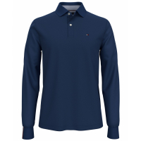 Tommy Hilfiger Men's 'Kent' Long-sleeve Polo Shirt