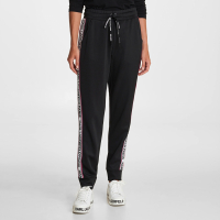 Karl Lagerfeld Women's 'Logo Taping' Sweatpants
