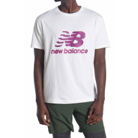 New Balance Men's 'Essentials Lofi Stack' T-Shirt