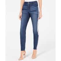 INC International Concepts Jeans skinny 'Embellished' pour Femmes