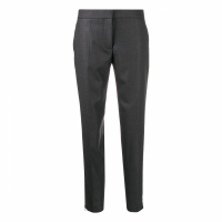 Stella McCartney Women's 'Tapered-Leg Cropped' Trousers