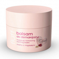 Fluff 'Raspberry & Almond' Cleansing balm - 50 ml