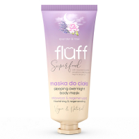 Fluff 'Lavender & Rose Sleeping Overnight' Body Mask - 150 ml