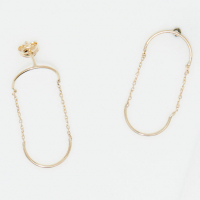 By Colette Women's 'Chaîne' Earrings