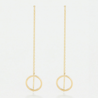 By Colette Women's 'Cercles Immaginaires' Earrings