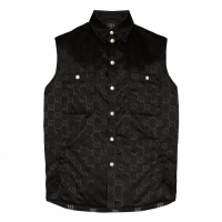 Gucci Gilet 'Off The Grid Gg Supreme Waist' pour Hommes