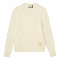 Gucci Pull-over 'Gg Embroidery' pour Hommes