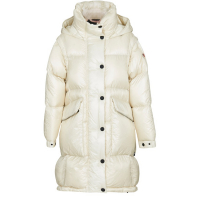 Moncler Women's 'Entreves Long' Down Jacket
