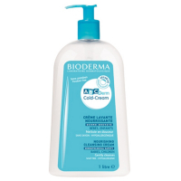 Bioderma Crème 'ABCDerm Cold - Washing' - 1 L
