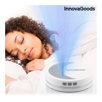 Innovagoods Machine de relaxation 'Calmind' - 10 x 2.5 x 10 cm