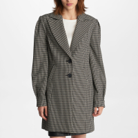 Karl Lagerfeld Women's 'Houndstooth' Jacket