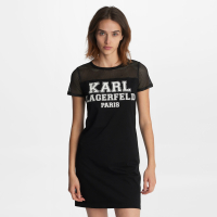 Karl Lagerfeld Women's T-shirt Dress