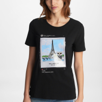 Karl Lagerfeld Women's 'Instagram' T-Shirt