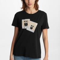 Karl Lagerfeld Women's 'Polarid' T-Shirt