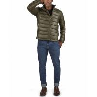 Guess Men's 'Channel Quilt Hooded' Puffer Jacket