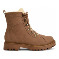 Style & Co Women's 'Morggan Lace-Up Lug Sole Combat' Booties