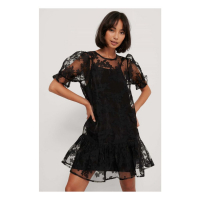 NA-KD Boho Women's 'Ruffle Hem' Dress